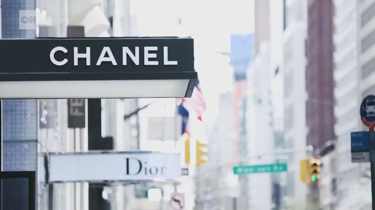 7e8c1c13c7de Chanel is the hottest luxury brand in China