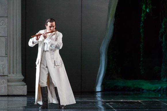"The Houston Grand Opera returns to The Cynthia Woods Mitchell Pavilion for ""The Magic Flute"" May 15 at 8 p.m."