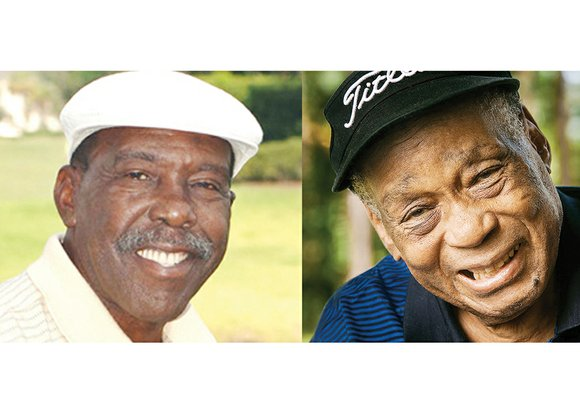 Two of professional golf's successful African-American golfers have died — Calvin Peete and Pete Brown. Mr. Peete, the most successful ...