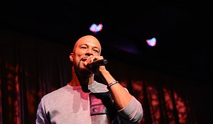 Common performed many of his hit songs during a concert at MIST in Harlem.