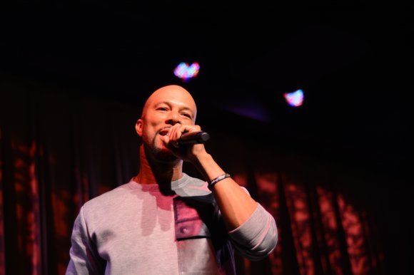 Grammy winning recording-artist and Oscar winning actor, Common, took a break from his busy schedule to surprise the students of ...