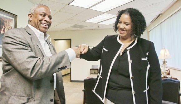 Shunda T. Giles has been preparing for her transition from lawyer for the Richmond Department of Social Services to its ...