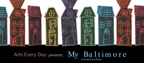 The My Baltimore Exhibit will be on display from May 20-31 in The Walters Art Museum Sculpture Court
