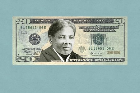 Harriet Tubman should be the first woman on the $20 bill, according to a new online poll.
