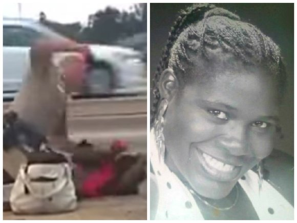 On July 4, 2014, California Highway Patrolman Daniel Andrew was caught via cellphone camera straddling and beating 51-year-old Marlene Pinnock ...