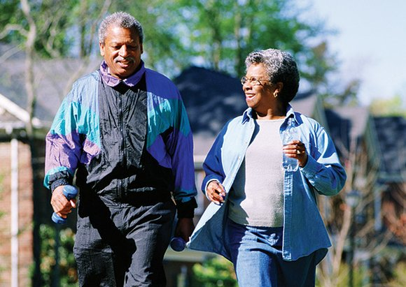 Regular physical activity is recommended for all adults regardless of age. Exercise can often ease some of the symptoms of ...