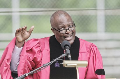Senior U.S. District Court Judge James