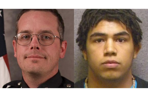 A Wisconsin police officer who fatally shot an unarmed biracial teenager in March, prompting several days of peaceful protests, will ...