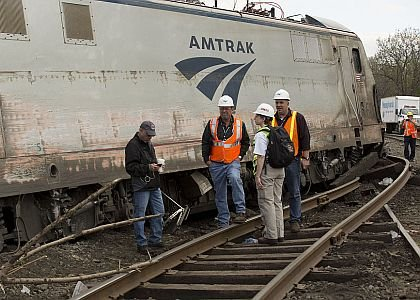 Just recently before the devastating Amtrak derailment in Philadelphia on May 12 that killed eight people and injured dozens of ...