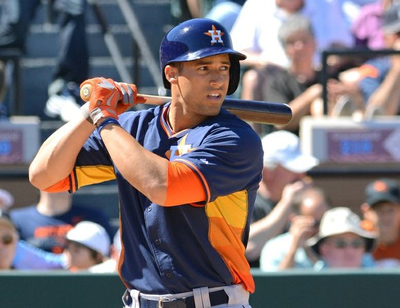 George Springer, a celebrated Houston Astros outfielder, will host his Second Annual All-Star Bowling Benefit at 7 p.m. on Thursday, ...