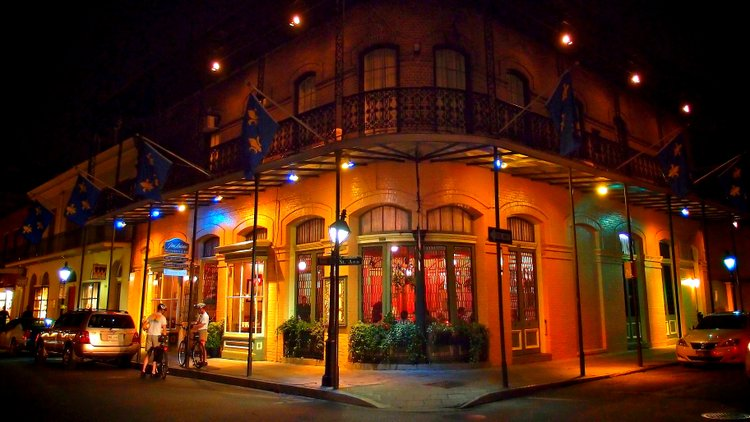 Conde Nast Best Hotels New Orleans