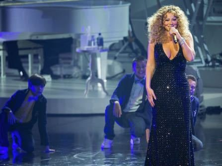 Mariah Carey will brave her first national television audience since suffering a lip-sync malfunction on Dick Clark's New Year's Rockin' ...