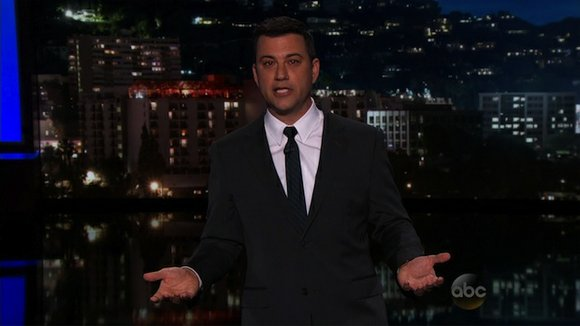Jimmy Kimmel offered to put an end to a feud between him and Fox News host Sean Hannity. Kimmel took ...