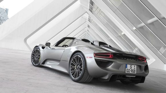 "Porsche has initiated a second ""precautionary"" recall for the $845,000 hybrid 918 Spyder, this time for an inspection of the ..."