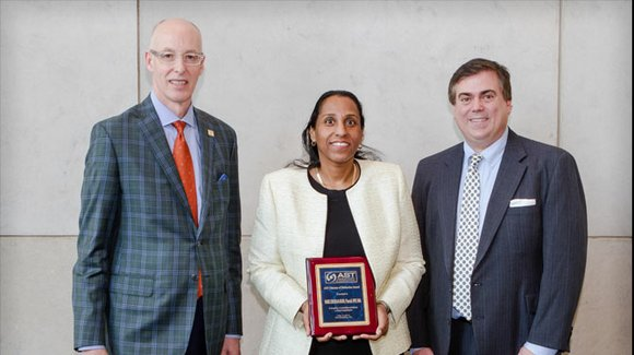 Marie Chisholm-Burns, Dean of the College of Pharmacy, wins Clinician of Distinction Award