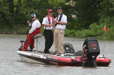 The Illinois High School Association (IHSA) made history in 2009 when the Association conducted the first high school bass fishing ...
