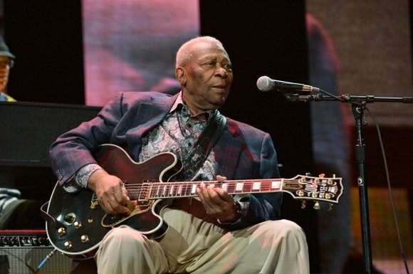 """""""The blues has lost its king, and America has lost a legend…B.B. may be gone, but that thrill will be ..."""