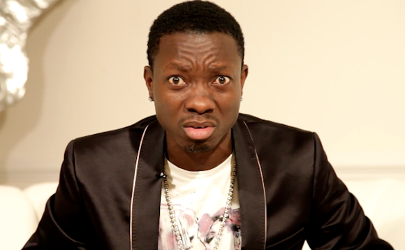 Comedian Michael Blackson talks to the Tom Joyner Morning Show about his role in the new comedy film Tooken, available ...