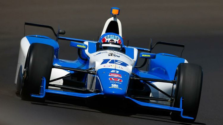 Injured Dale Coyne Racing Indy 500 crewman released from