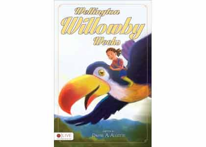 "Author Dawne A. Allette announces the nationwide release of her new children's book, ""Wellington Willowby Weeks."""