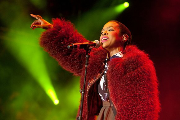 Lauryn Hill and Nas are ready to rule the world. The singer and the rapper have announced a joint North ...