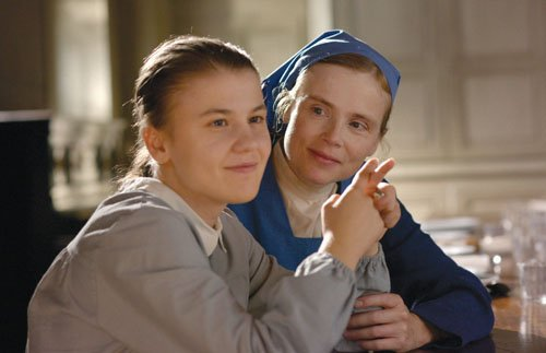 The film is based on the true story of Marie Heurtin, born five years after Helen Keller in Vertou, France.