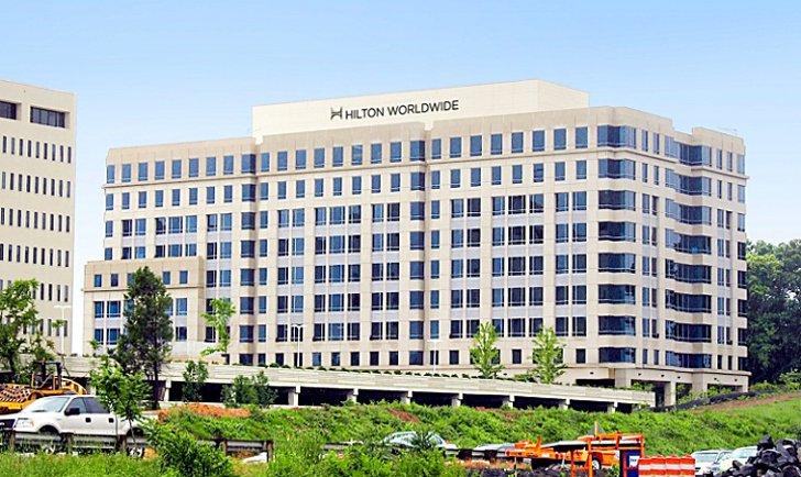 Hilton Hotels Hq