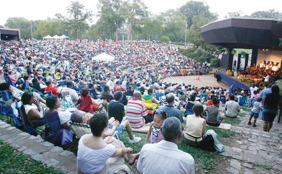 Latin jazz is set to take over Byrd Park this Saturday, July 11.