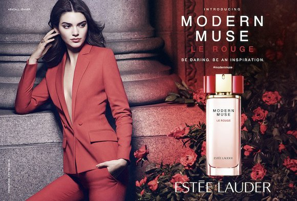 Estée Lauder unveils a daring new facet of modern femininity – Modern Muse Le Rouge, a new fragrance inspired by ...