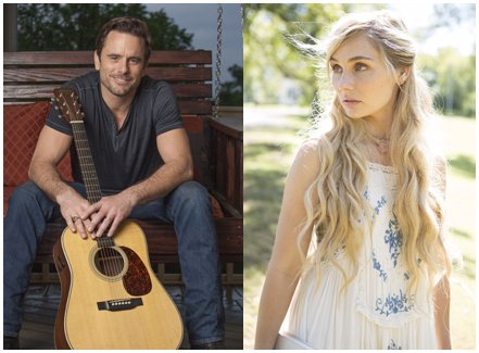 Charles Esten and Charlene Bowen will appear on Oct. 24, and the Tommy James show, with Gary Puckett & The ...