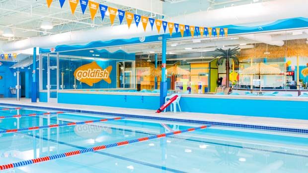 Goldfish Swim School Being Built In Plainfield The Times