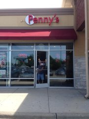 Gaming cafes, such as Penny's off Jefferson Street in Joliet, are tucked into strip malls with lots of traffic.