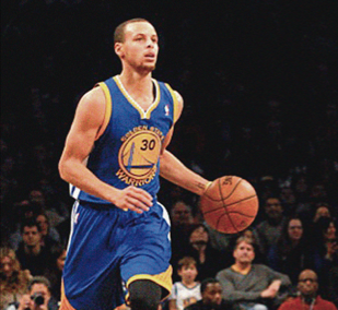 3cd5142d74da Stephen Curry—Courting victory and providing best role model for kids