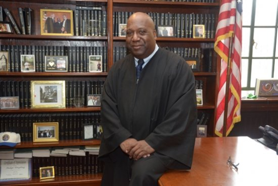 Here comes the judge: Milton Tingling | New York Amsterdam
