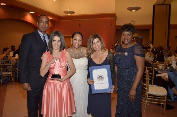 Michael Lacy,Daughter of Dr. Jaime Lozada, Ta Lese Morrow, Alicia Lozada Dawson