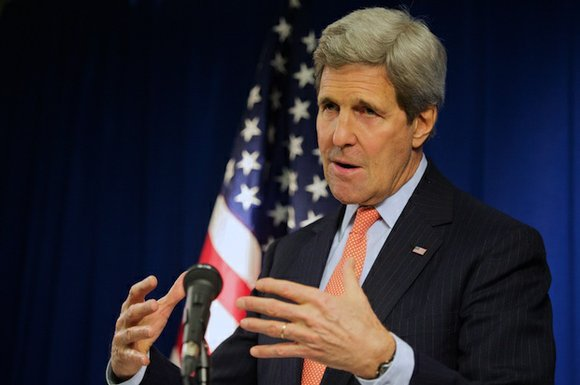 In a welcome respite from a torrent of Republican criticism over Iran, Syria and other controversial foreign policies, Kerry will ...