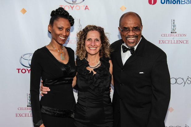 Debbie Hornaday, Dr.Devorah Lieberman and Emmett Terrell