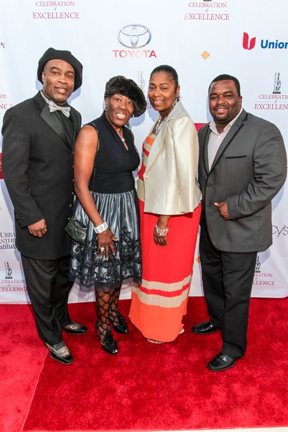 (Left to Right) Kevin Collins, Vanessa Bailey, Kim Farwell and Ron Edwards