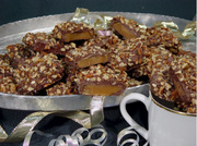 English toffee is the first and best-known item sold by Hollingworth Candies in Lockport.