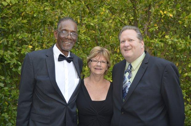 IVN Publisher Advisory Board Member Roy dennis, Upland councilmembeer Debbie Stone & Eric Hanson
