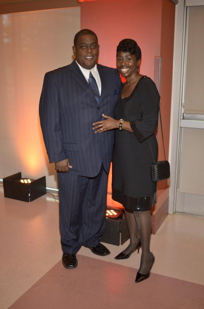 Lashell Curtis and Husband