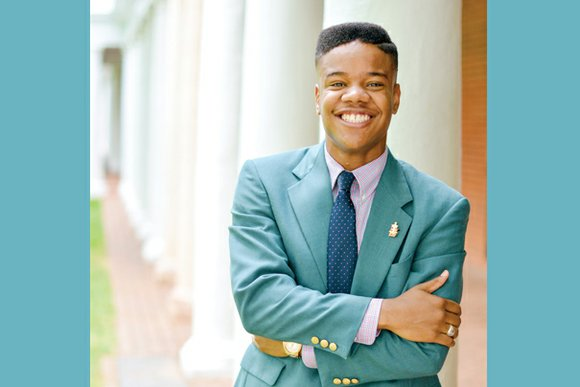 U.Va. honor student talks arrest, future