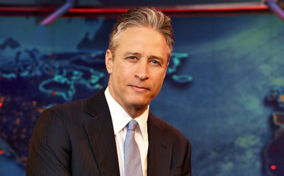 Jon Stewart has traded jabs with some of the biggest names in U.S. politics during his 16-year year tenure as ...