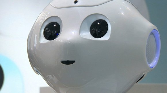 Pepper the humanoid robot is so hot that he sold out within a minute, according to his Japanese creator, SoftBank ...