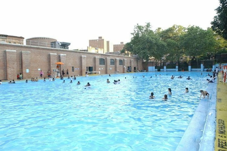 City Pools Open For Summer New York Amsterdam News The New Black View