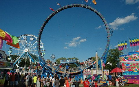 The three-day extravaganza is the Joliet Park District's annual summer kickoff.