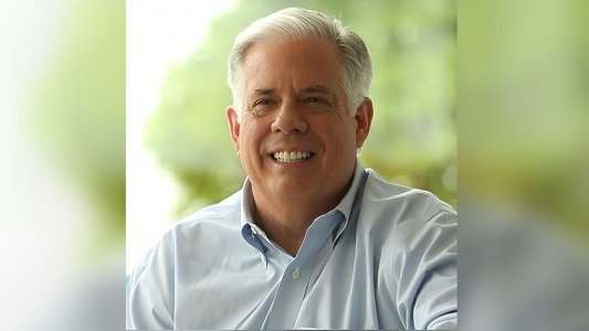 Maryland Gov. Larry Hogan announced Monday he has been diagnosed with non-Hodgkins lymphoma, a form of cancer.
