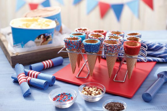 Everyone will be bringing something to the 4th of July picnic, but you can bring the grand finale. Each of ...