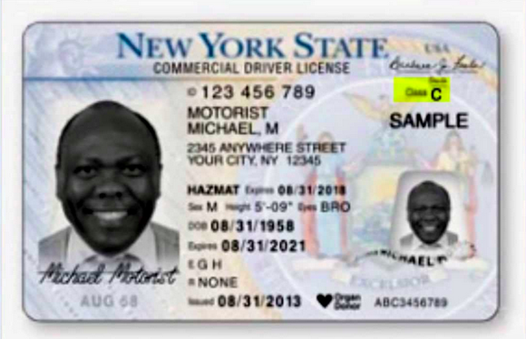 New federal ID requirements for commercial drivers | New