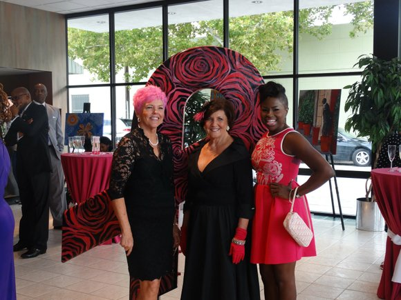 Trav'lin, A Night Out at the Theater benefitting The Rose will be held July 17 at The Ensemble Theatre (3535 ...